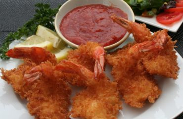 Classic Fried Shrimp