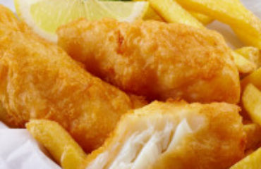 tempura battered fish & chips
