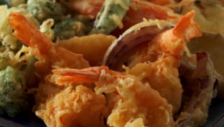 extra crispy tempura batter mix