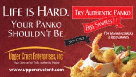 Upgrade your Panko today