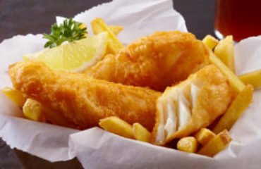 Beer batter fish
